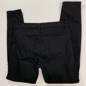 Gap 31L black jeans skinny